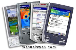 pictures of Pocket PC's